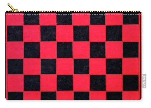 Grandpa's Checkerboard Carry-all Pouch