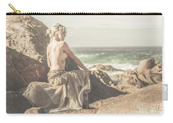 Granville Harbour Tasmania Fine Art Beauty Portrait Carry-all Pouch