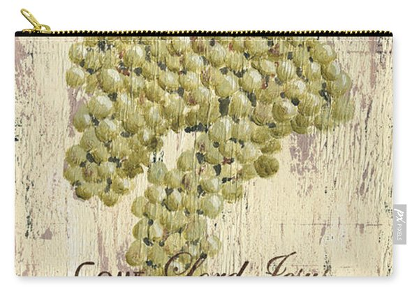 Grapes And Grace 1 Carry-all Pouch