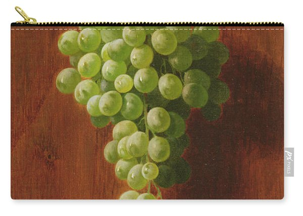 Grapes   Green Carry-all Pouch
