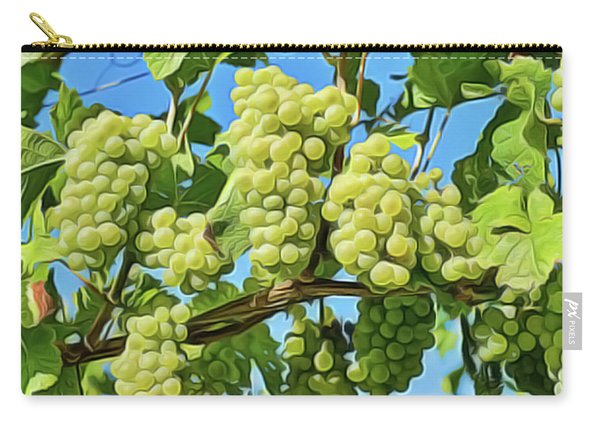 Grapes Not Wrath Carry-all Pouch