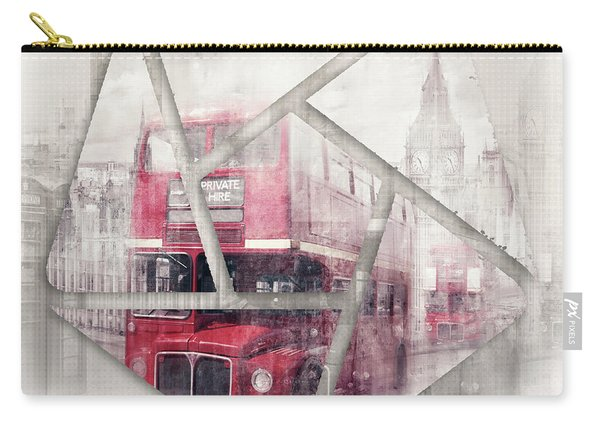 Graphic Art London Westminster Collage Carry-all Pouch