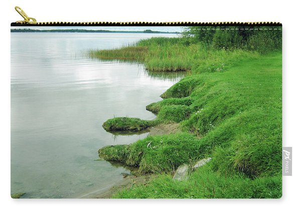Grass And Water Carry-all Pouch