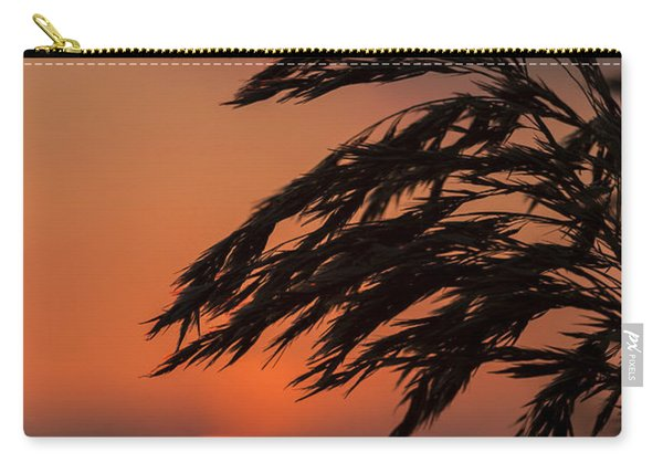 Grass Silhouette Carry-all Pouch