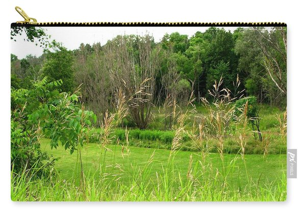 Swaying Grass Carry-all Pouch