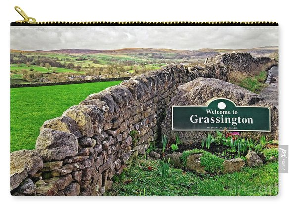 Grassington, Yorkshire Dales Carry-all Pouch