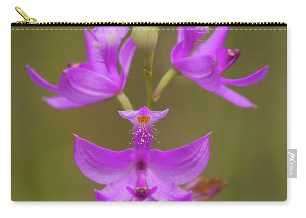 Grasspink #1 Carry-all Pouch