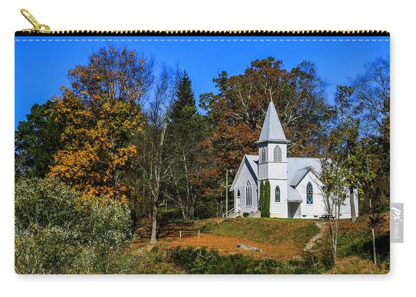 Grassy Creek Methodist Church Carry-all Pouch