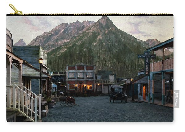 Grateful Heart - Hope Valley Art Carry-all Pouch