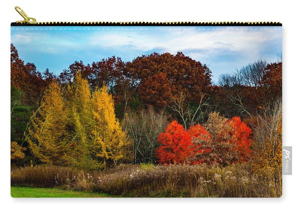 Great Brook Farm Autumn Carry-all Pouch