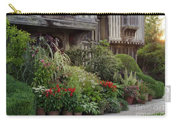Great Dixter House And Gardens At Sunset 2 Carry-all Pouch