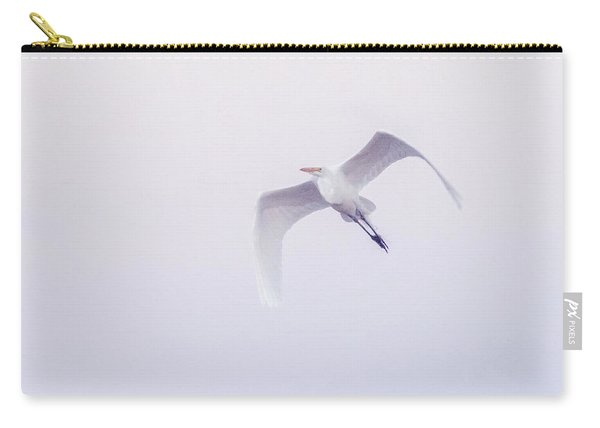 Great Egret 6296-021118-1cr Carry-all Pouch