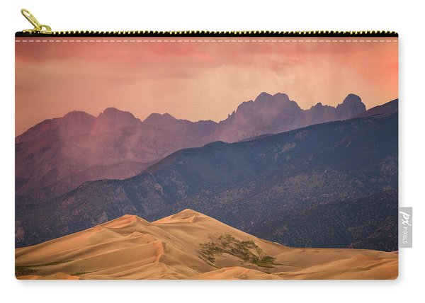 Great Sand Dunes Colorado Carry-all Pouch