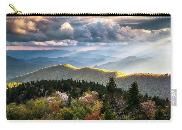 Great Smoky Mountains National Park - The Ridge Carry-all Pouch
