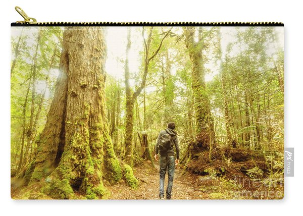 Great Tasmania Short Walks Carry-all Pouch