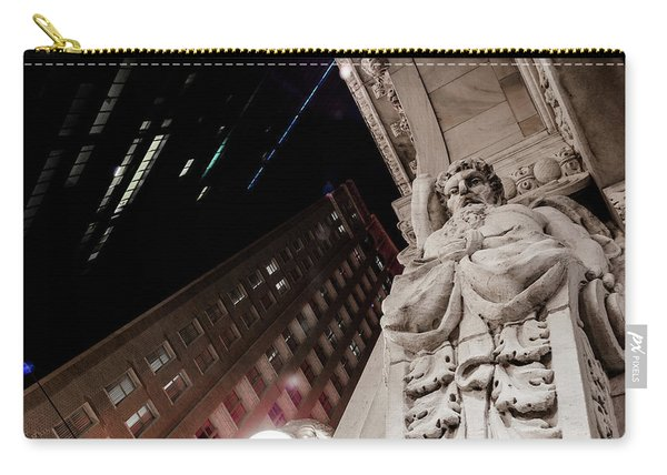 Greek God Carry-all Pouch