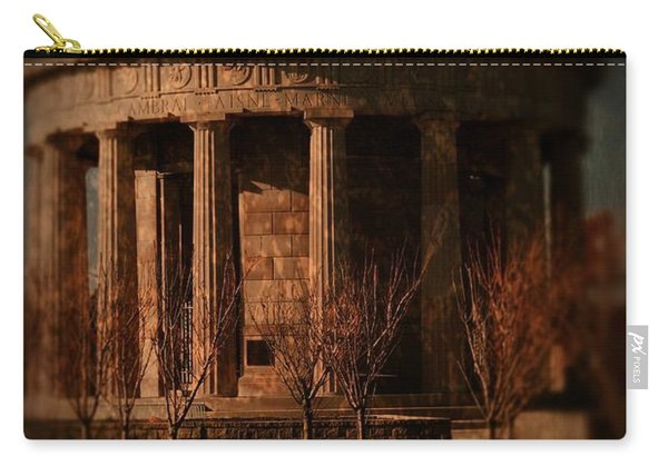 Greek Temple Monument War Memorial Carry-all Pouch