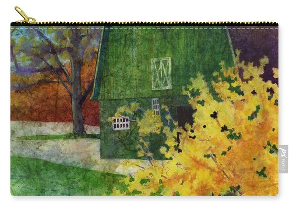 Green Barn Carry-all Pouch