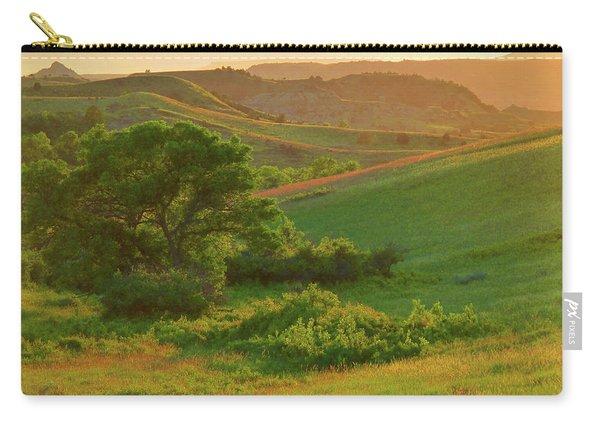 Green Dakota Dream Carry-all Pouch