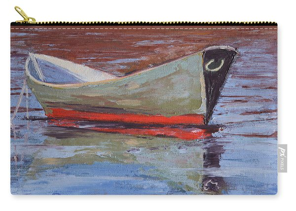 Green Dory Carry-all Pouch