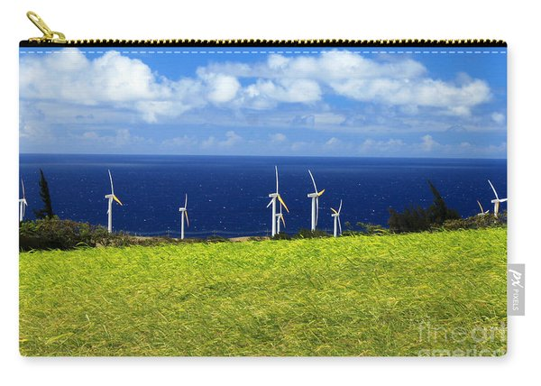 Green Energy Carry-all Pouch
