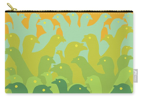 Green Fields Of Brookline Carry-all Pouch