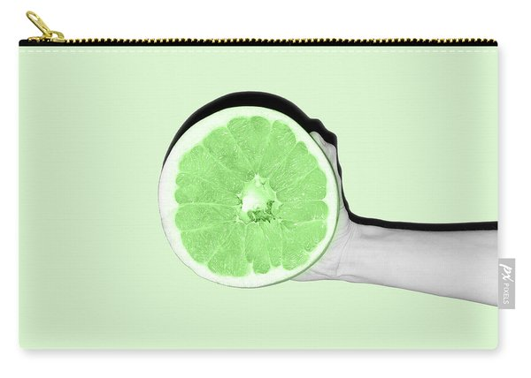 Green Fruit  Carry-all Pouch