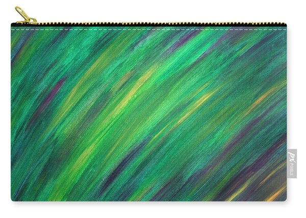 Green Future Painting Carry-all Pouch