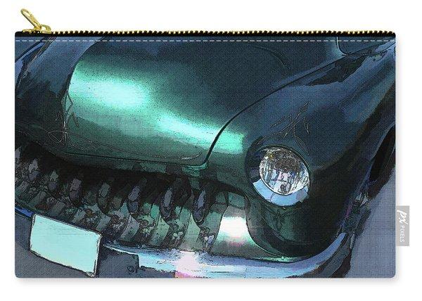 Green Mercury Custom Carry-all Pouch