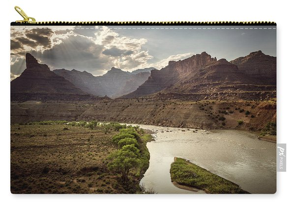 Green River, Utah Carry-all Pouch