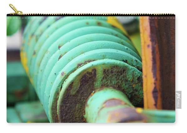 Green Spring Carry-all Pouch