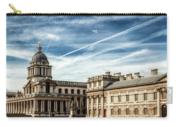 Greenwich University Carry-all Pouch