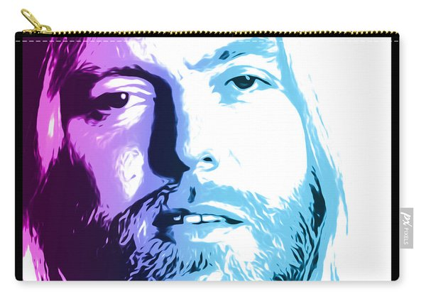 Gregg Allman 1947 2017 Carry-all Pouch