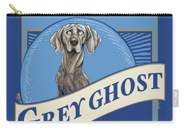 Grey Ghost Weimar-weizen Wheat Ale Carry-all Pouch