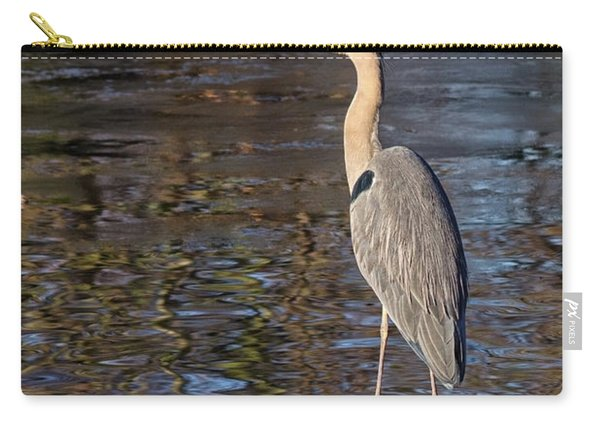Grey Heron  Carry-all Pouch