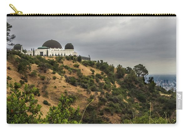 Griffith Park Observatory Carry-all Pouch