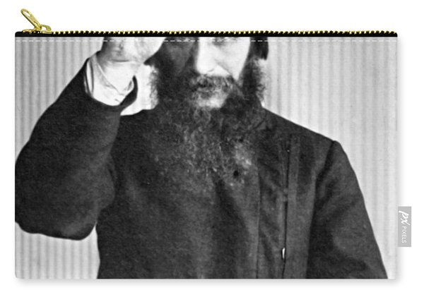 Grigori Rasputin, Russian Mystic Carry-all Pouch