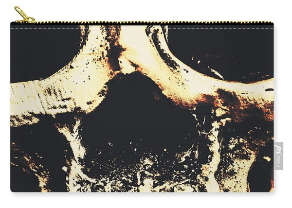 Grim Grin Carry-all Pouch