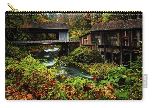 Grist Mill Carry-all Pouch