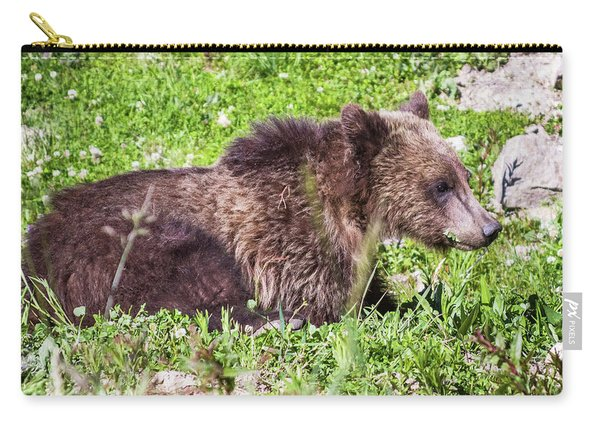 Grizzly Cub  Carry-all Pouch
