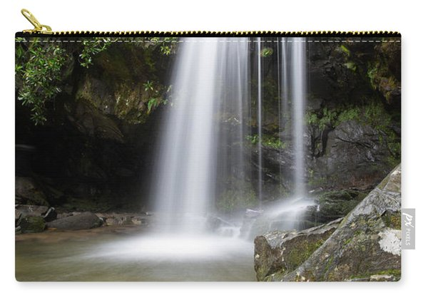 Grotto Falls Vertical Carry-all Pouch