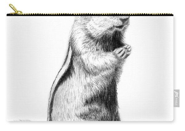Ground Squirrel Carry-all Pouch