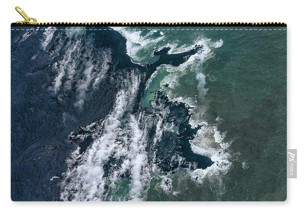 Growing Kapoho Coastline Carry-all Pouch