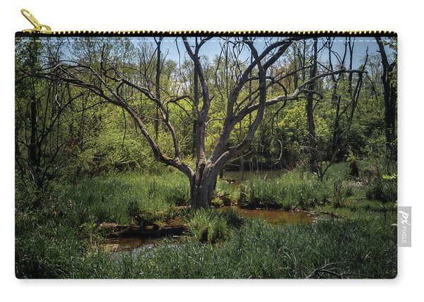 Growning From The Marsh Carry-all Pouch
