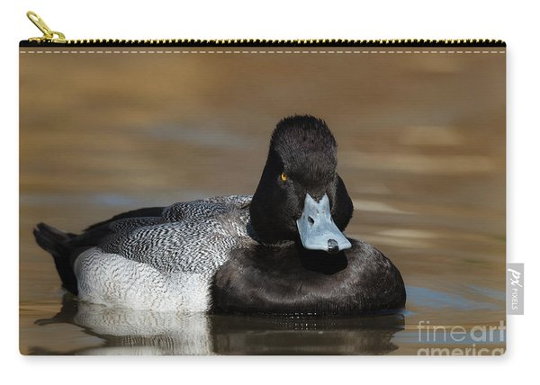 Grumpy Duck Carry-all Pouch