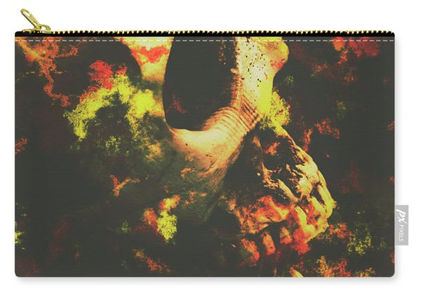 Grunge Frightener Carry-all Pouch