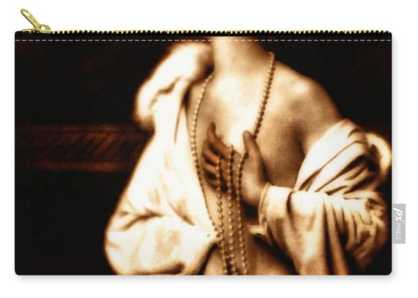 Grunge Goddess Carry-all Pouch