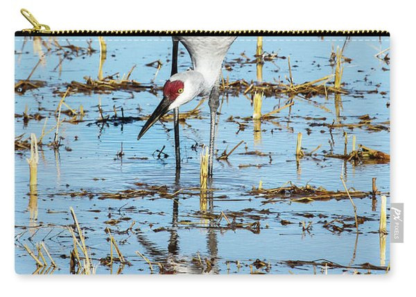 Grus Canadensis I Carry-all Pouch