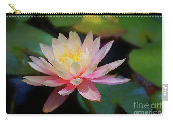 Grutas Water Lilly Carry-all Pouch