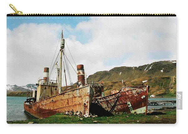 Grytviken Ghosts Carry-all Pouch